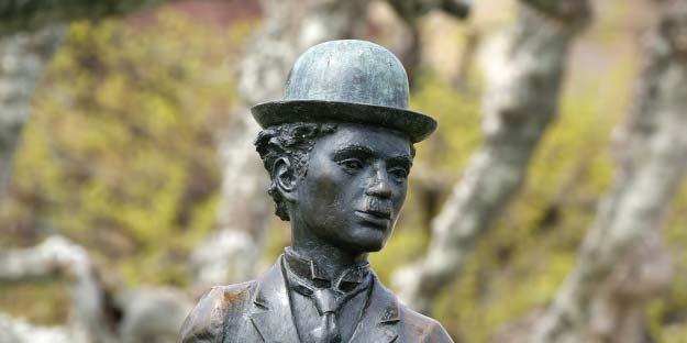 Charlie-Chaplin-Selbstliebe
