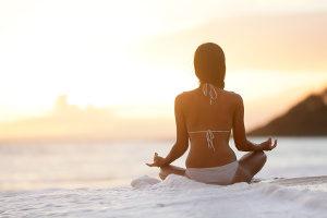 Meditieren lernen für Anfänger (Anleitung: 1-Minuten-Meditation)