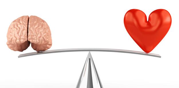 intuition bauchgefühl unterbewusstsein balance herz gefühl