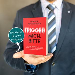 Buch Grigor Nussbaumer über Kritik, Kränkungen, Trigger