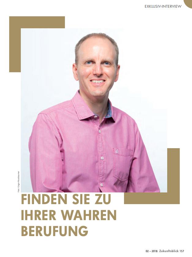 Artikel Mental Power Magazin Zukunftsblick Grigor Nussbaumer