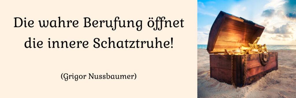"""Vortrag zum Buch """"Wozu bist du da?"""" von Grigor Nussbaumer"""